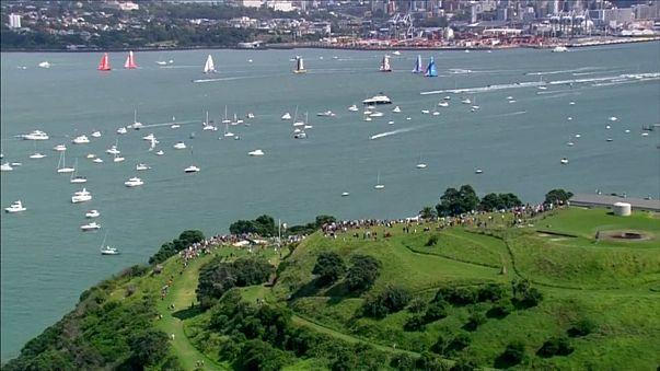 La Volvo Ocean Race a pour prochain cap le Brésil