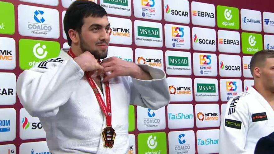 Judo: trionfo russo al grande slam di Ekaterinburg