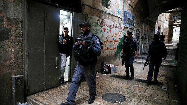 Ataque com arma branca na cidade velha de Jerusalém