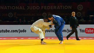 Judonun ustaları Ekaterinburg'da buluştu