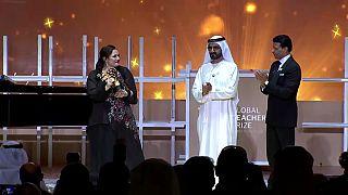 Reino Unido se lleva por primera vez el premio a mejor maestra del mundo