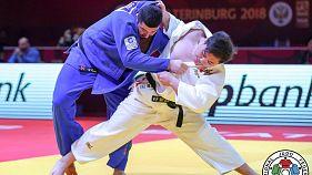 Último dia do Grand Slam de Ekaterinburgo