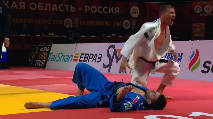 Los japoneses dominan el Gran Premio de Ekaterimburgo
