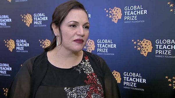 """La """"meilleure enseignante du monde"""" est britannique"""