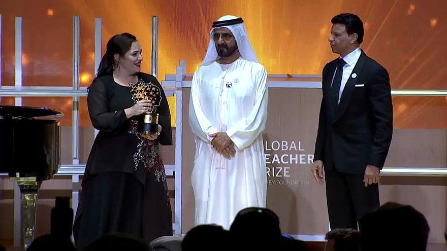Миллион для лучшего учителя