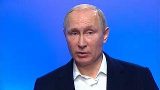 Putyin fölényesen nyerte az elnökválasztást