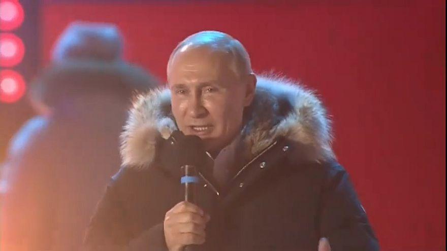 """Putin: """"Unsinn, dummes Geschwätz, Quatsch"""""""