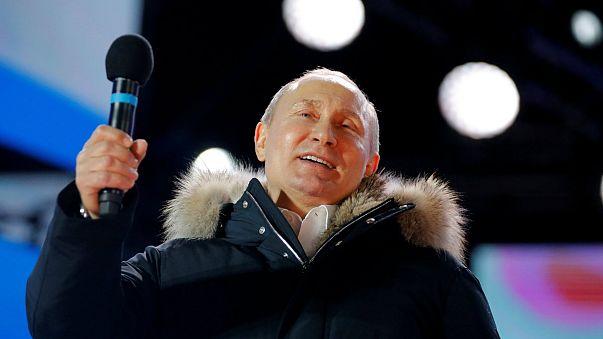 Putin'den beklenen seçim zaferi