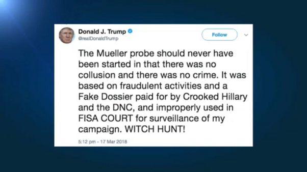 Trump tweetjei a republikánusokat is megosztották