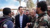 Esad: Tüm dünya için savaşıyoruz