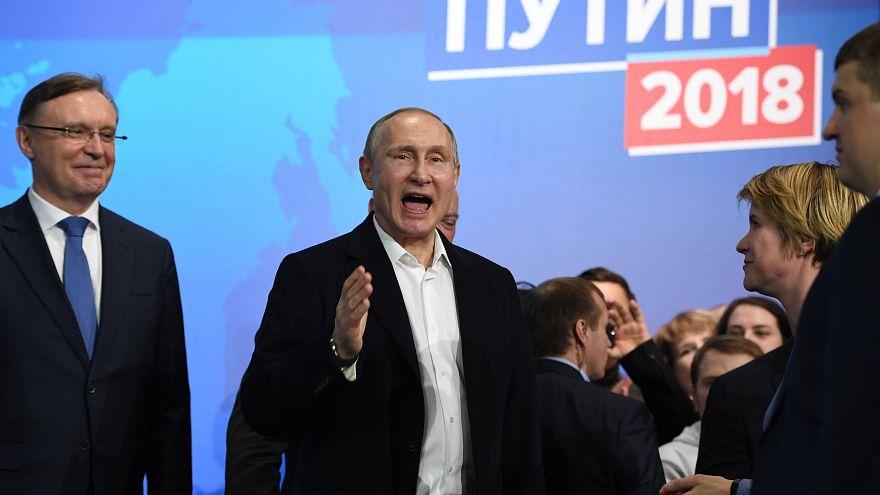 Президентские выборы в России: как это было?