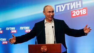 Russie : cinq choses à savoir sur la réélection de Vladimir Poutine
