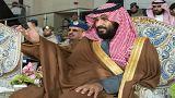 ولي العهد السعودي محمد بن سلمان في أول لقاء تلفزيوني