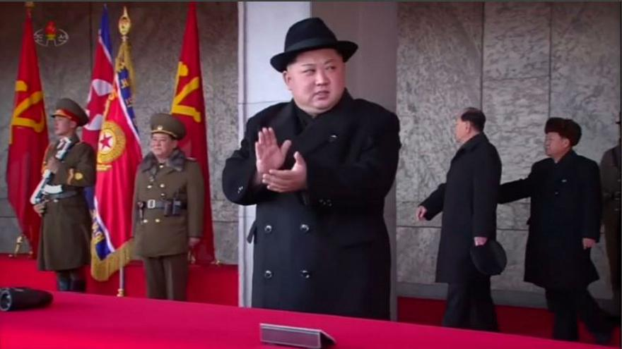 Kim Jong-Un has 'committed' to de-nuclearization