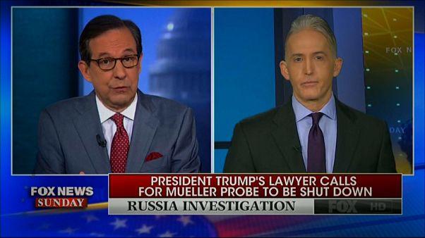 """Republikaner fordern: """"Lassen Sie Mueller ermitteln!"""""""
