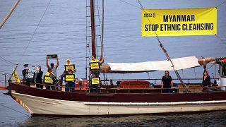 Crise des Rohingyas : l'Asean n'aidera pas la Birmanie