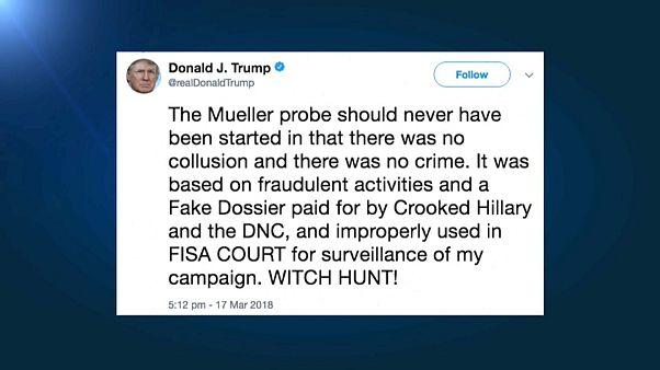 Republicanos criticam pressão de Trump sobre investigação de Mueller