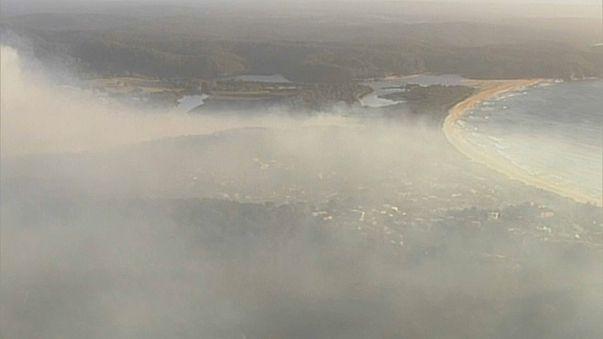 Australian wildfires cause extensive damage