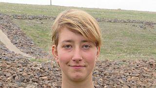 Britische YPG-Kämpferin Anna Campbell (26† ) in Afrin getötet