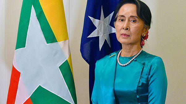 Αυστραλία: Επίσκεψη της Αούνγκ Σαν Σου Κι - Σκληρή κριτική για τους Ροχίνγκια