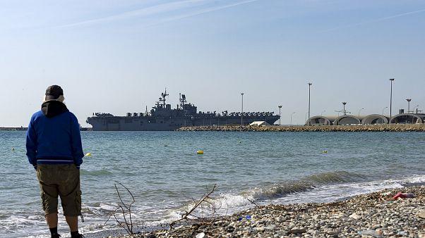 Κύπρος: Στη Λεμεσό το περίφημο «Iwo Jima» του 6ου στόλου των ΗΠΑ