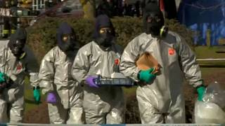 EU offers UK 'unqualified solidarity' over Salisbury nerve agent attack