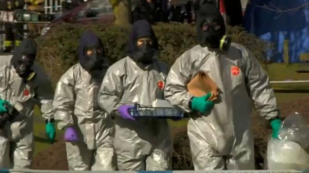 EU offers UK 'unqualified solidarity' over Salisbury nerve agent attack