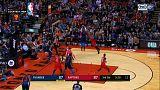 أوكلاهوما سيتي يتغلب على تورونتو رابتورز في دوري كرة السلة الاميركي