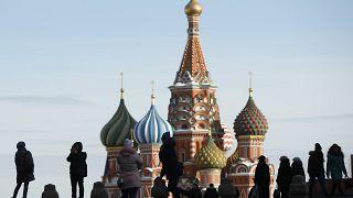 Lendemain d'élection en Russie