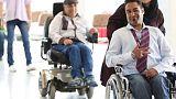 Iran, per la prima volta in passerella sfilano modelli con disabilità