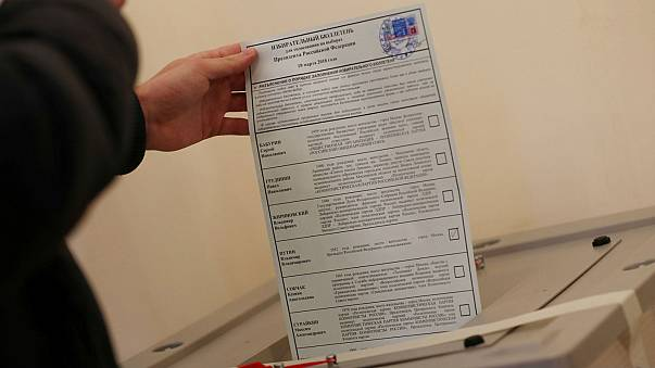 What tricks were played in the Russian election?