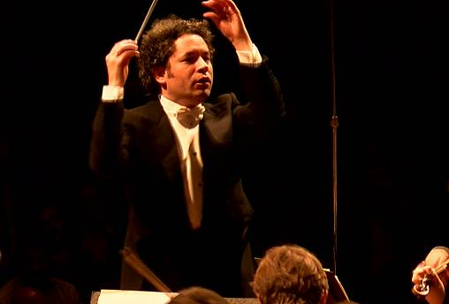 Trionfo americano per la Vienna Philharmonic e per Gustavo Dudamel