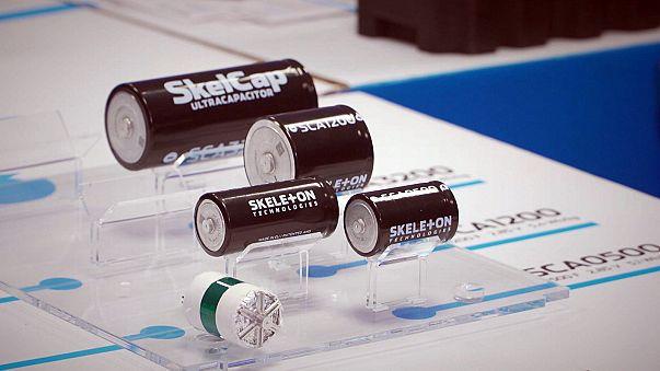 Empresas europeias inovadoras no domínio das baterias