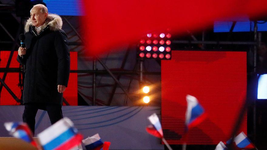 Fast 77% für Putin: Russland zwischen Jubel und Ernüchterung