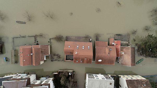 Κροατία: Σε κατάσταση έκτακτης ανάγκης λόγω πλημμυρών