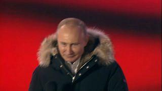 Rusya Putin ile yola devam ediyor