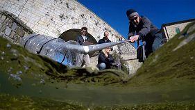 Πόσο μικροπλαστικό περιέχουν τα ποτάμια μας;