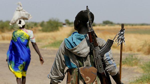 برزخ بیپایان پناهجویان سودان جنوبی