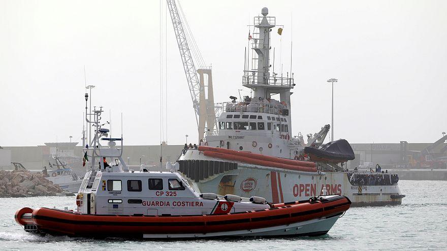 Italien beschlagnahmt Schiff von Flüchtlingshelfern