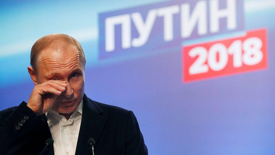 Triomphe de Poutine, peu de réactions des occidentaux
