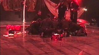 Cirque du Soleil: acrobazia fatale