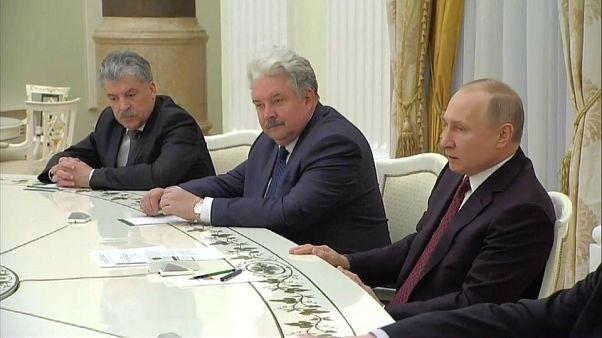 Putin asegura que reducirá el gasto militar