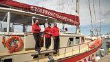 El barco de «Proactiva Open Arms» sigue retenido en Sicilia