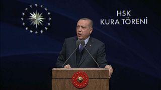 """Siria, Erdogan:"""" Dopo Afrin, muoviamo verso l'Iraq"""""""