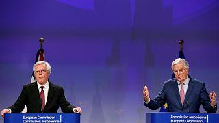 Συμφωνία ΕΕ και Ηνωμένου Βασιλείου για το Brexit