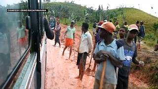 مصرع 17 شخصاً في عاصفة مدارية ضربت مدغشقر
