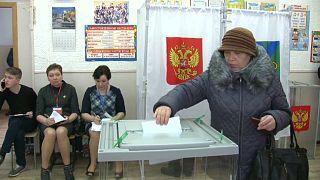 AGİT: Rusya'da seçim teknik açıdan genelde sorunsuz geçti