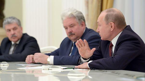 """Poutine veut """"dialoguer"""" avec le reste du monde"""