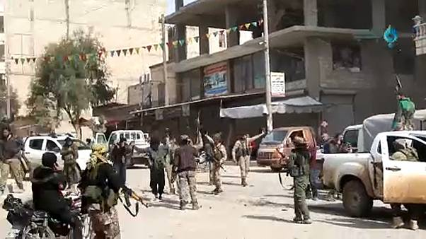 Afrín nem elég, a török hadsereg folytatja szíriai hadműveletét