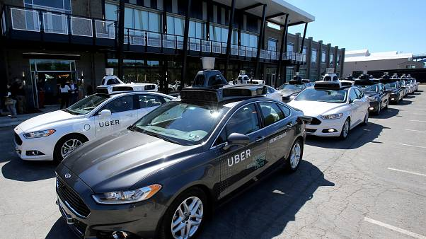 Uber suspends self-drive programme in North America after fatal accident in Arizona
